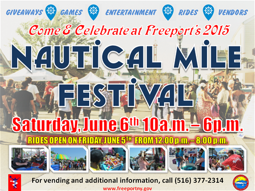 2015 Nautical Mile Festival